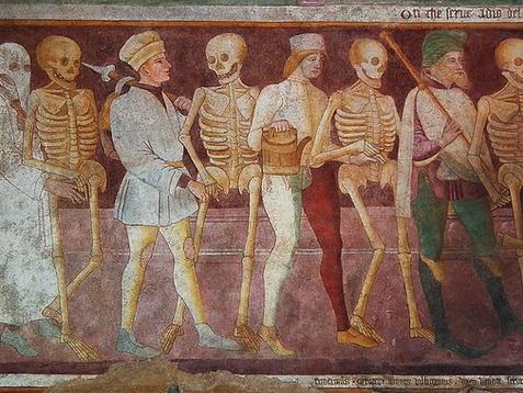 Le danze macabre