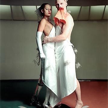 Il corpo per Matthew Barney