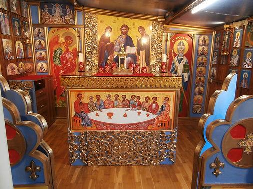 sanctuaire Chapelle orthodoxe St Michel