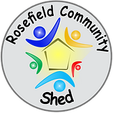 Rosefield Community Shed Logo