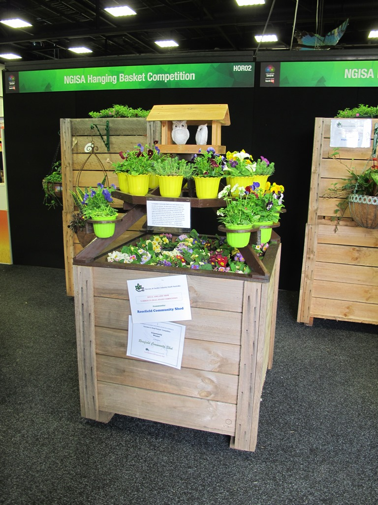 Planter Display