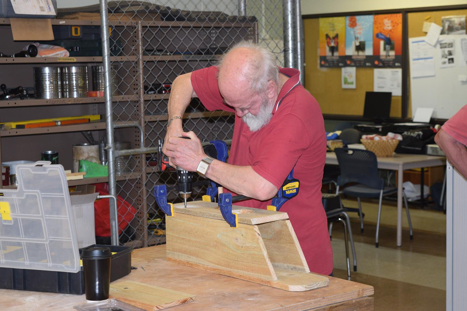 Constructing a Bird Box
