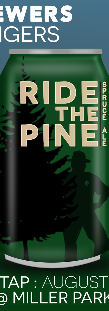 Ride The Pine : Spruce Ale