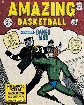 Amazing Basketball: Volume I