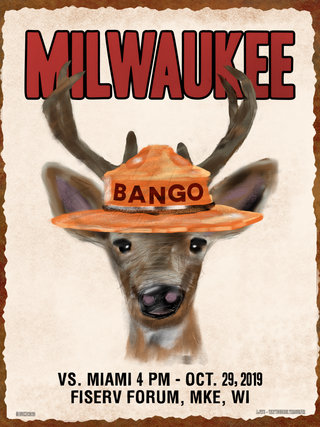 Only Bango Can Prevent Wild Fires