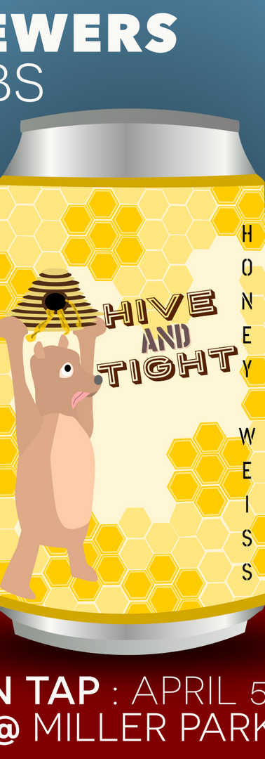 Hive And Tight: Honey Weiss