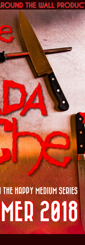 Teaser Poster for The Dada chef