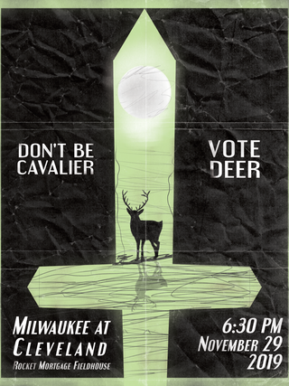 Don't Be Cavalier, Vote Deer