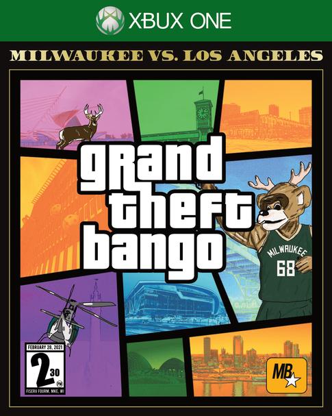 Grand Theft Bango