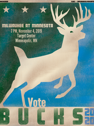 Vote Bucks 2020