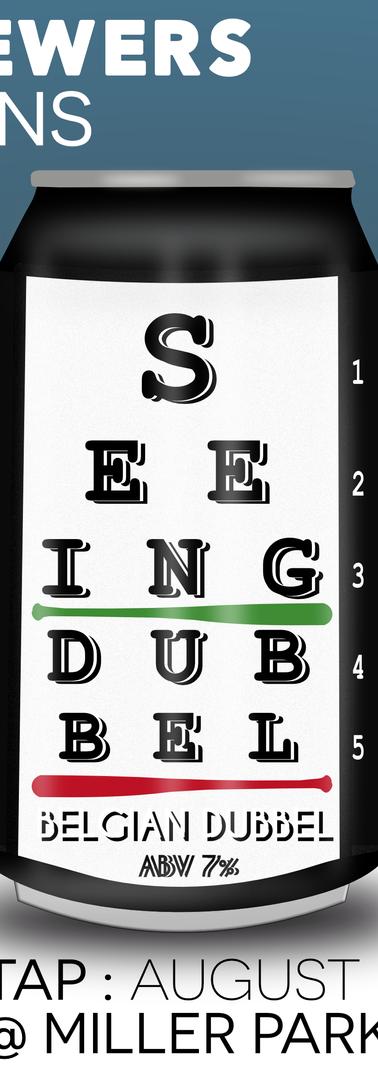 Seeing Dubbel : Belgian Dubbel