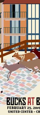The Running of the Bucks