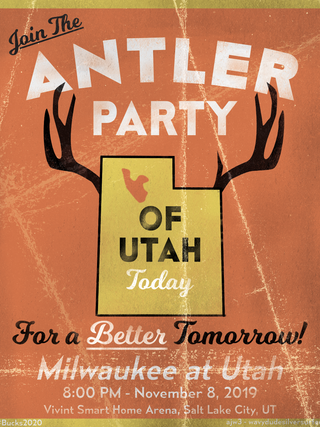 The Antler Party