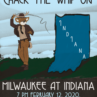 Crack the Whip on Indiana