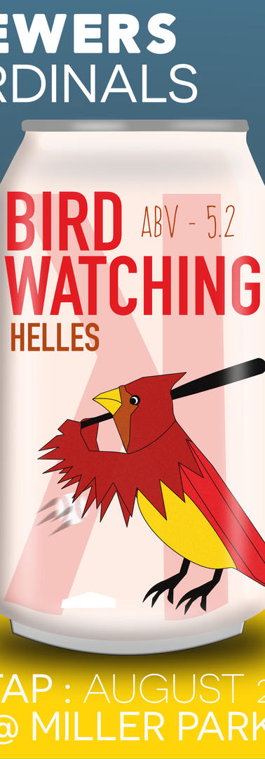 """Bird Watching : Helles"""
