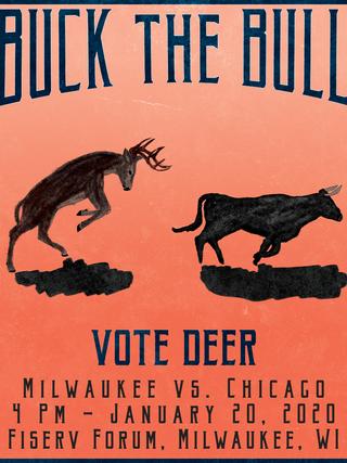 Buck the Bull