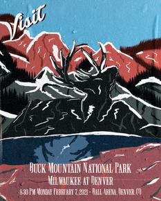 Visit Buck Mountain National Park