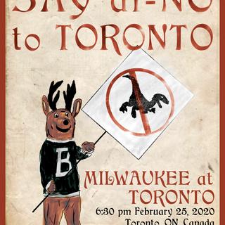 Say di-NO to Toronto