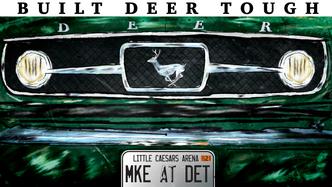 Built Deer Tough