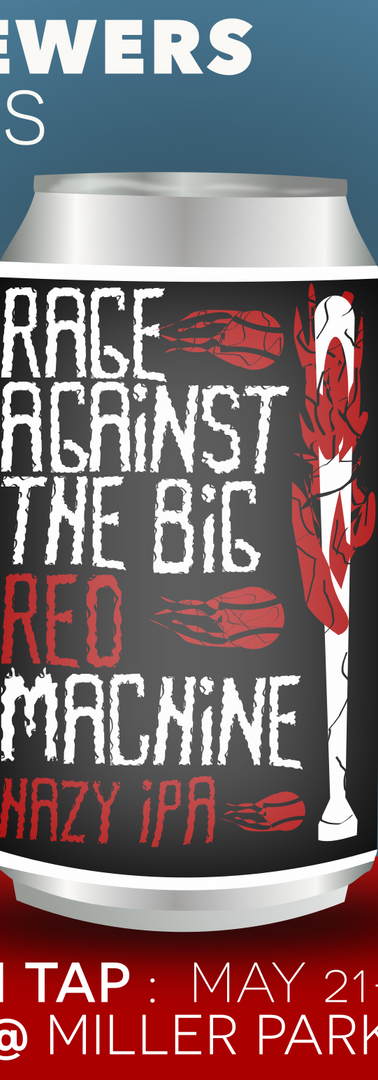 Rage Against The Big Red Machine : Hazy