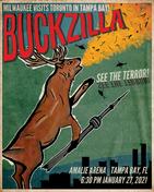 Buckzilla