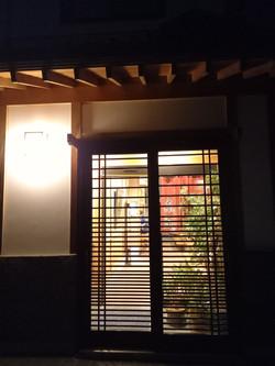 【京定】夜入口