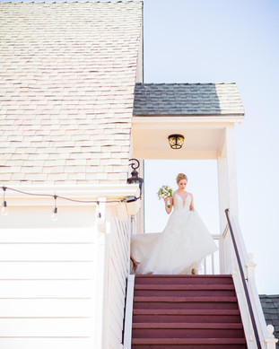 Justin Alexander wedding dress with cut out sides