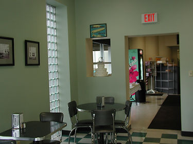 Bakery Dining Room