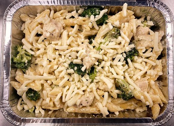 Chicken Broccoli Alfredo Penne