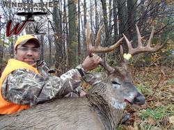Great first buck!