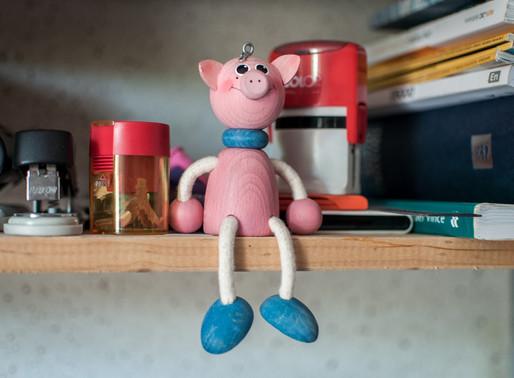 genul meu de porc