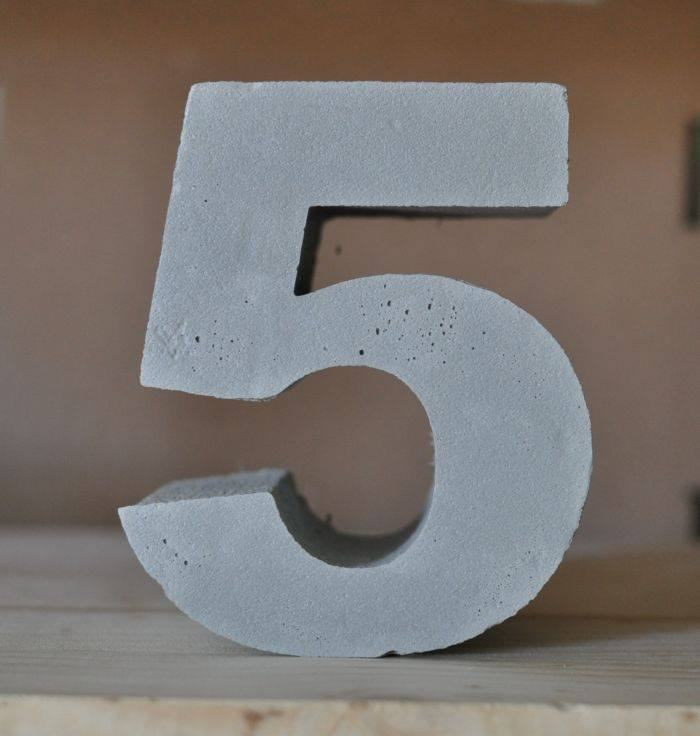 5 Betonia