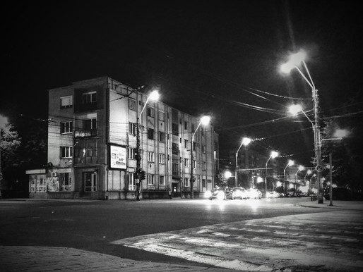 colț de stradă