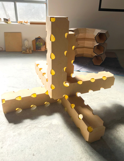 Three-Legged Intersection