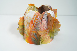 Untitled (Urchin Drop)