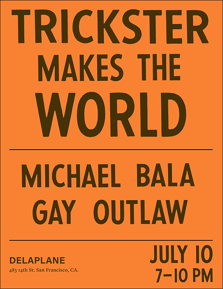 Trickster Makes the World