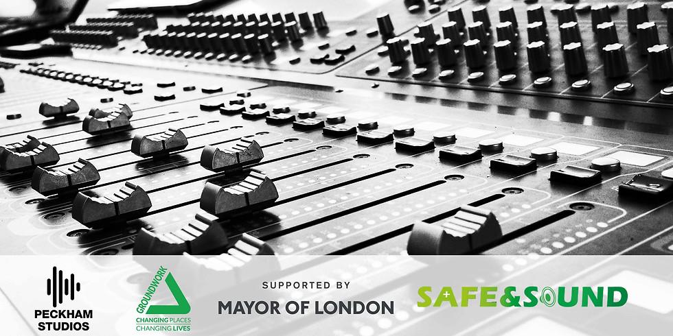 Safe & Sound Free Music Workshop