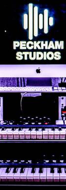 Peckham Studios Control Room