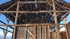 Our Barn Renovation
