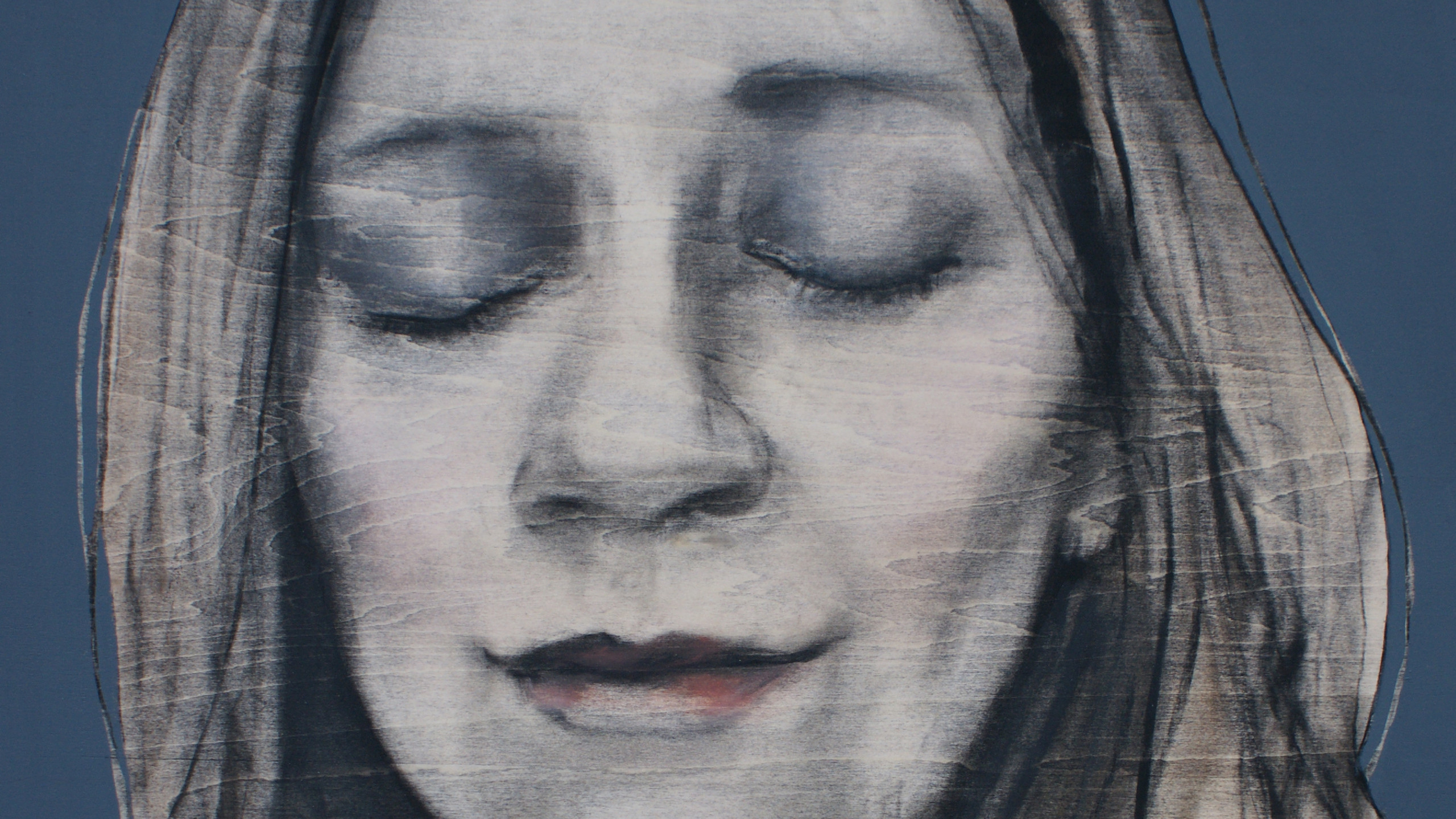 Laura Childs Meditation Portrait