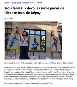 Yonne Républicaine 2014