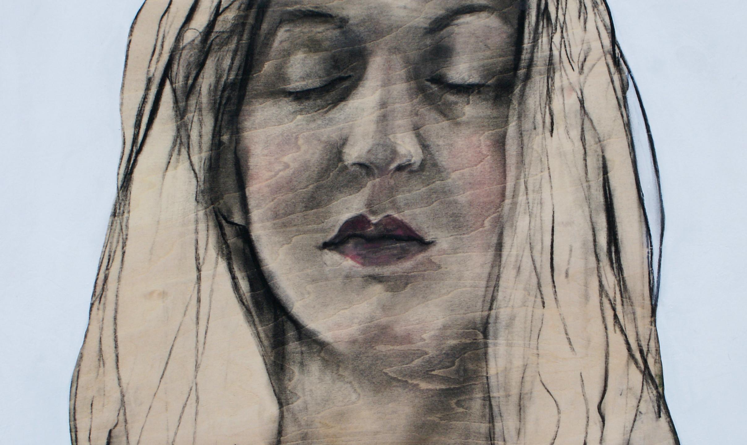 Germaine Foison Meditation Portrait