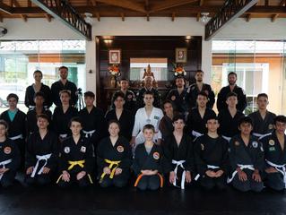 Prática de artes marciais transforma a vida de estudantes curitibanos