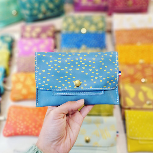 Pochette portefeuille - ANNA - PRO
