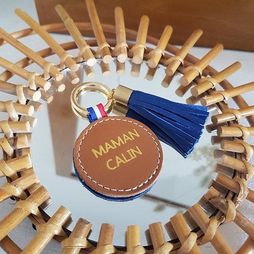 Porte-clés - MAMAN CALIN -