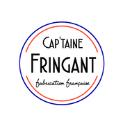 Logo Captaine Fringant artisan maroquinier nantes