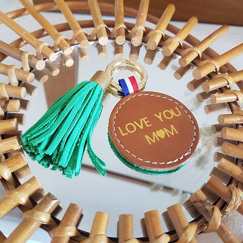 Porte-clés - LOVE YOU MUM -