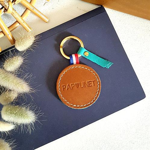 Porte-clés - PAPOUNET -