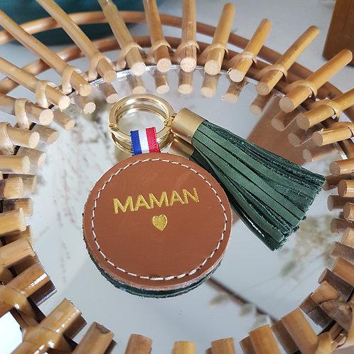 Porte-clés - MAMAN ♡ -