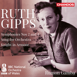 Ruth Gipps - Orchestral works